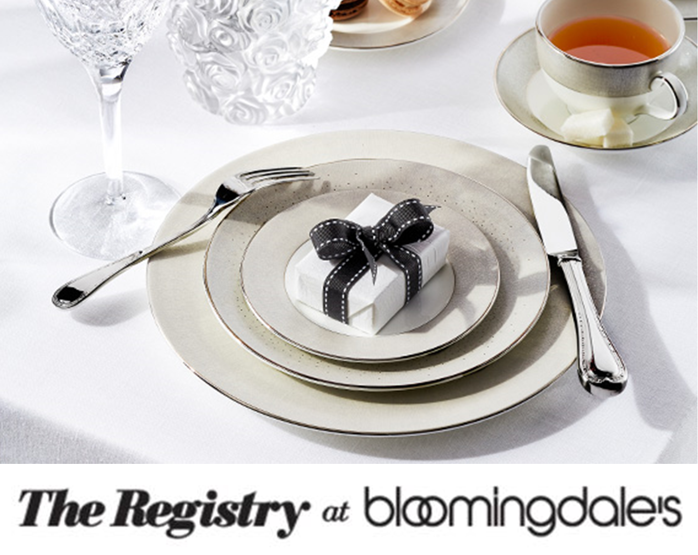 Bloomingdale's - Best Places to Create Your Wedding Gift Registry, Part 1 - RegistryFinder.com
