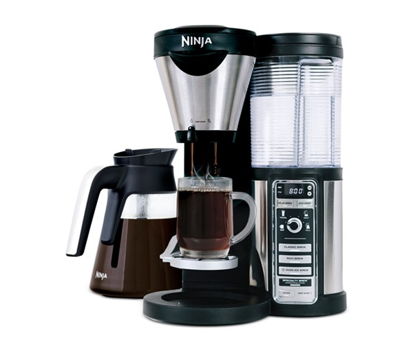 Ninja Coffee Bar from Macy's - Best Products to Add to Your Wedding Gift Registry