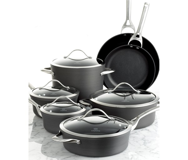 Calphalon Contemporary Nonstick Cookware from Macy's - Best Gifts to Add to Your Wedding Gift Registry