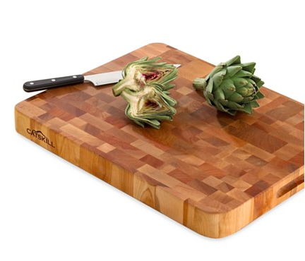 What You Really Need- Best Gifts To Include in Your Wedding Registry that You Might Forget: Cutting Boards | RegistryFinder.com