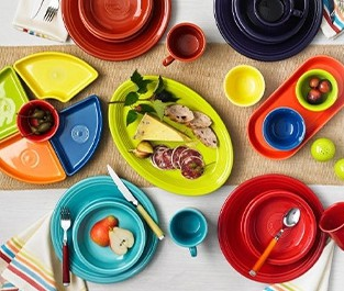 Fiesta Ware from Macy's - Best Products to Add to Your Wedding Gift Registry