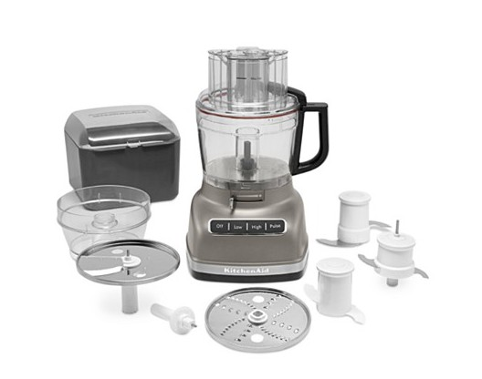 KitchenAid Food Processor from Macy's - Best Products to Add to Your Wedding Gift Registry