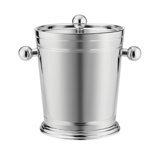 What You Really Need- Best Gifts To Include in Your Wedding Registry that You Might Forget: Ice Bucket with Tongs | RegistryFinder.com