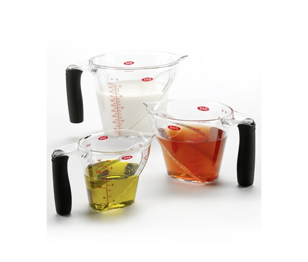 OXO Measuring Cup Set from Macy's - Best Products to Add to your Wedding Gift Registry