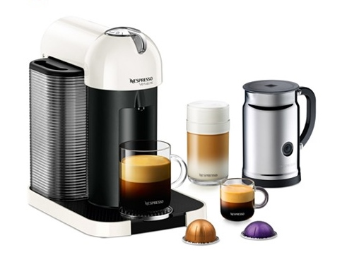 What You Really Need- Best Gifts To Include in Your Wedding Registry that You Might Forget: Nespresso Machine | RegistryFinder.com