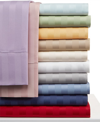 Charter Club Sheets from Macy's - Best Products to Add to Your Wedding Gift Registry: In the Bedroom | RegistryFinder.com