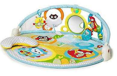 SKIP*HOP Explore & More Amazing Arch Activity Gym | Best New Baby Products for 2016 from RegistryFinder.com