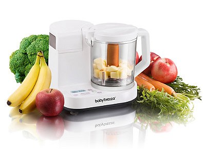 Baby Brezza® Glass One Step Baby Food Maker | Best New Baby Products for 2016 from RegistryFinder.com