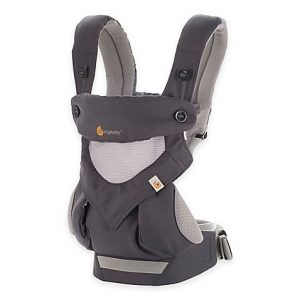 Ergobaby Four Position 360 Cool Air Baby Carrier | Best New Baby Products for 2016 from RegistryFinder.com