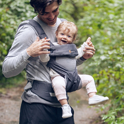 Best New Baby Products for 2016 from RegistryFinder.com | Ergobaby Four Position 360 Cool Air Baby Carrier