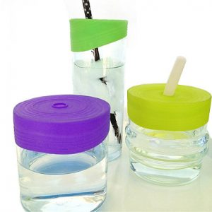Silikids Slilskin Reusable Silicone Straw Tops 5. Silikids Slilskin Reusable