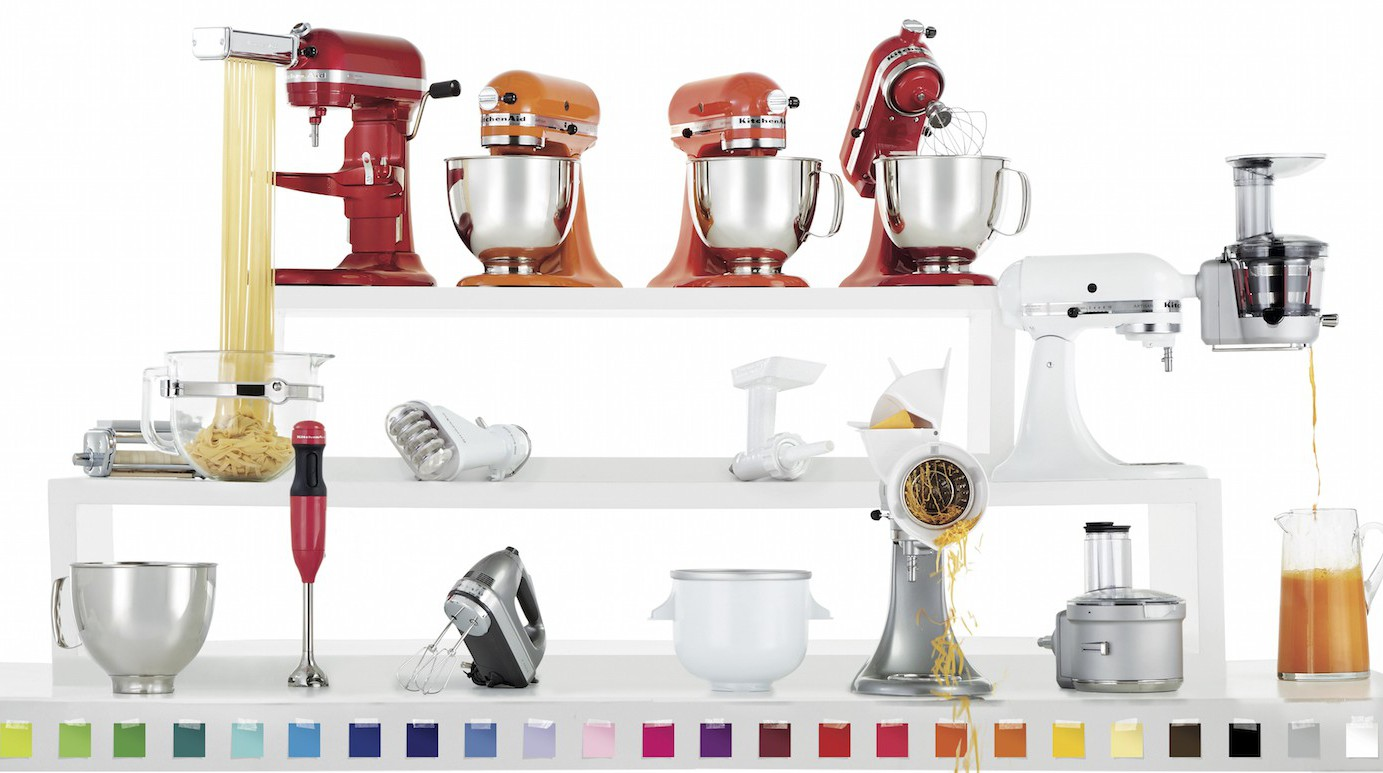 KitchenAid Stand Mixer Tools and Attachments