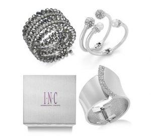 INC International Concepts Boxed Metal Bracelets