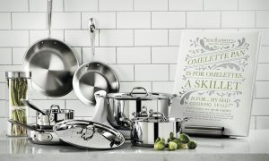 register for pots and pans