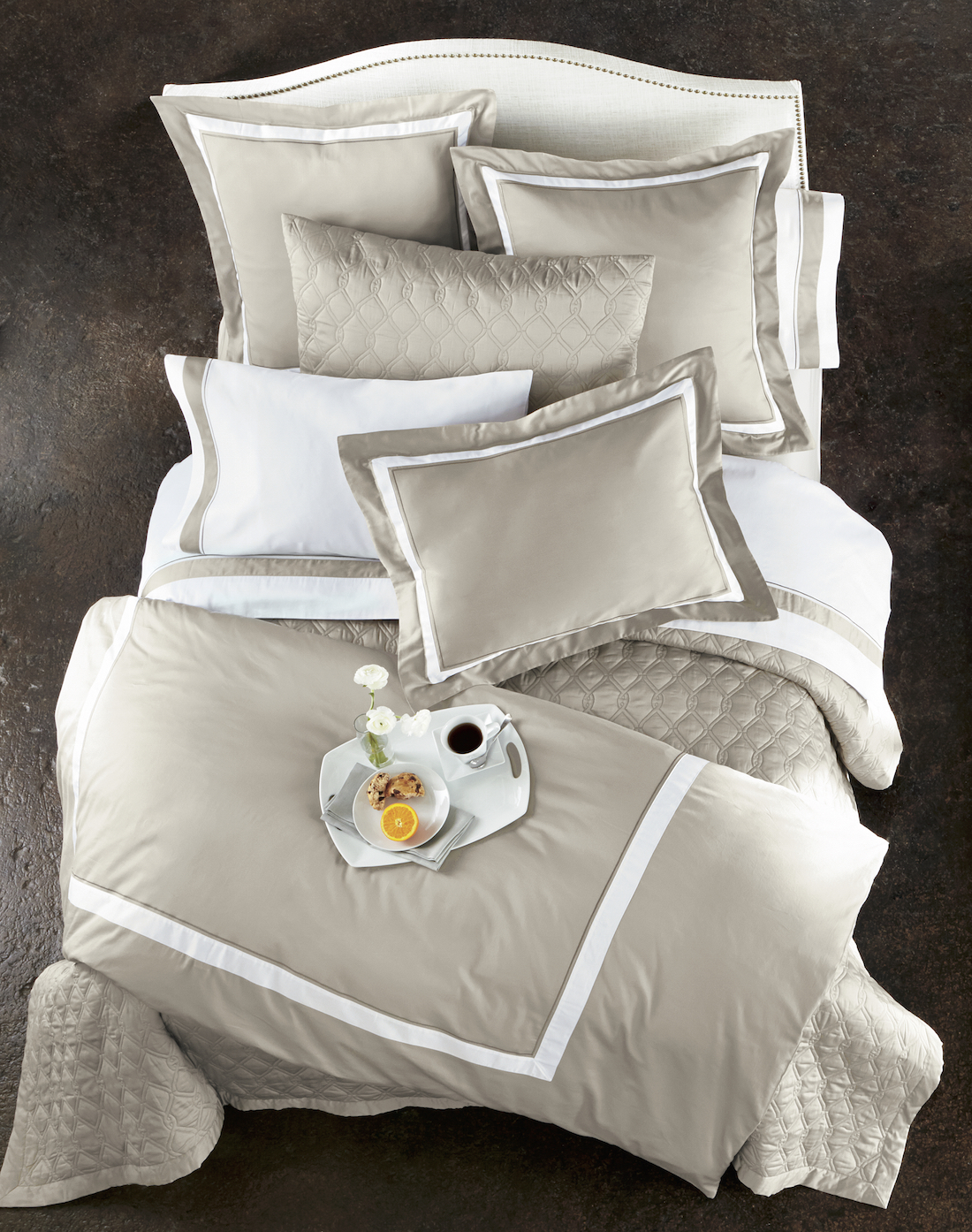 Frette at Home Arno Bedding Collection from Bed Bath & Beyond