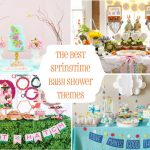 Fresh Ideas for a Springtime Baby Shower