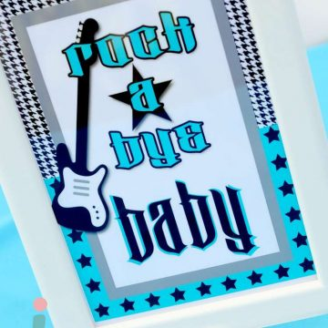 Rock-a-Bye Baby Shower