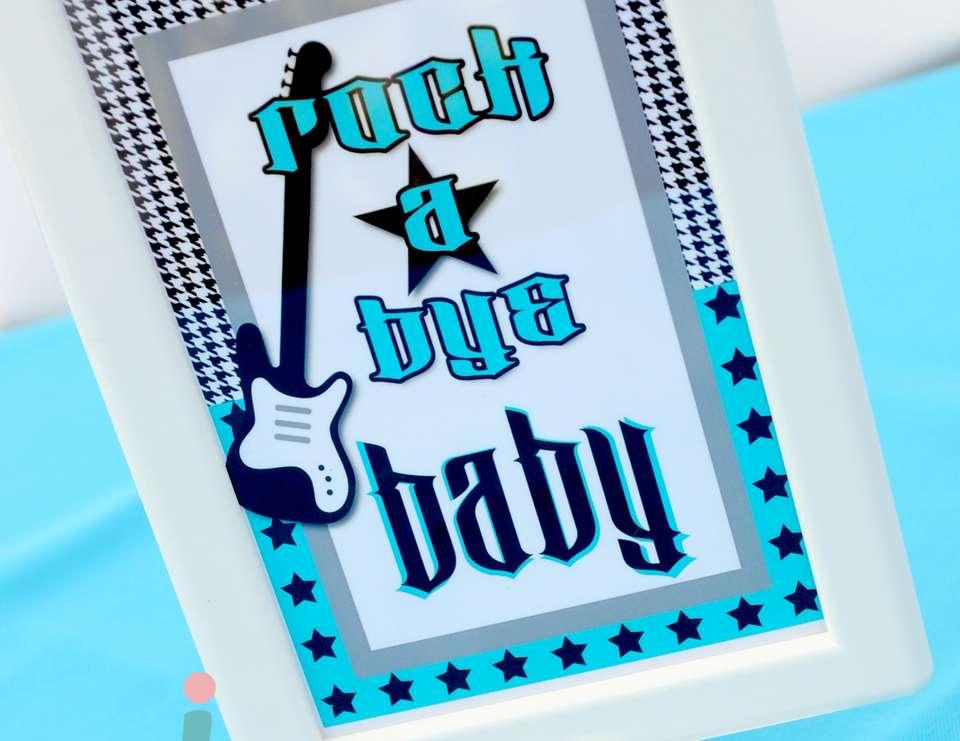 Rock-a-Bye Baby Shower