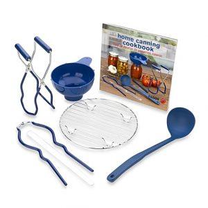 Fagor 7-Piece Home Canning Kit