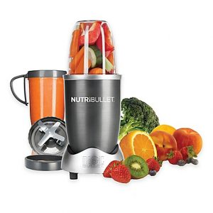 Nutribullet blending/juicing system