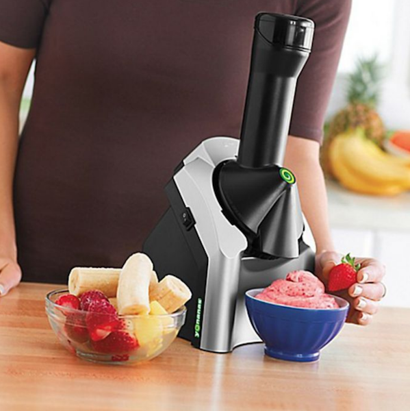 Perfect Items For Your Healthy Wedding Gift Registry | Yonanas Ice Cream Treat Maker