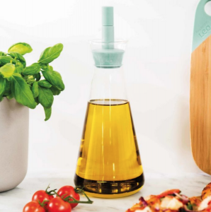 Perfect Items For Your Healthy Wedding Gift Registry | Glass Oil Dispenser