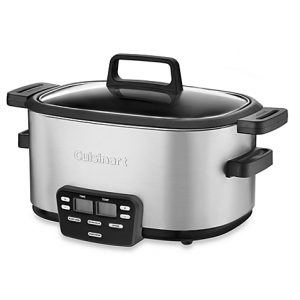 Perfect Items For Your Healthy Wedding Gift Registry | Cuisinart Slow Cooker