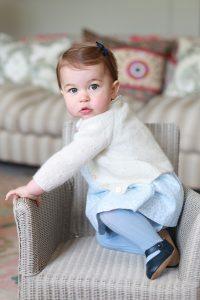 Instagram photo from @Kensingtonroyal taken by HRH The Duchess of Cambridge