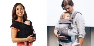 Baby K'Tan | Ergobaby Four Position 360 Baby Carrier