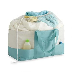 Real Simply Laundry Tote