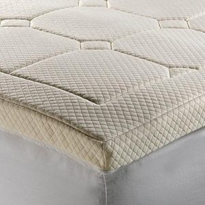 Luxury Quilted Deluxe Memory Foam Bed Topper