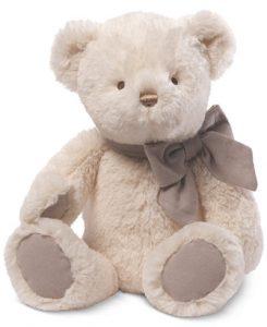 Gund Baby Amandine Stuffed Teddy Bear Toy