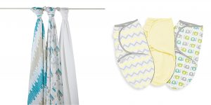 aden + anais Muslin Swaddles | SwaddleMe