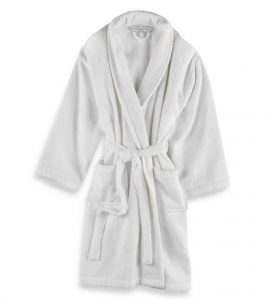 Wamsutta Unisex Terry Bathrobe