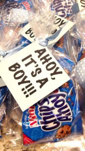 Ahoy Cookies