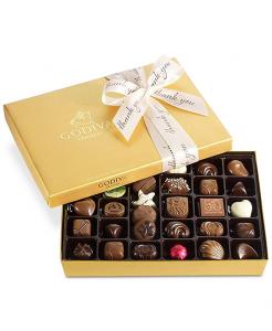 Godiva Chocolate Gift Box