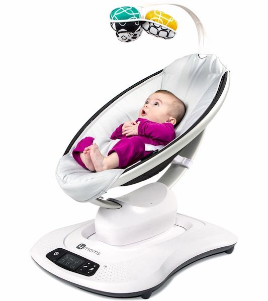 4moms® mamaRoo® 4 Classic Infant Seat