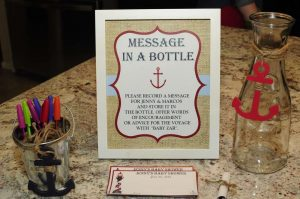 Message in the Bottle Activity