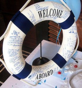 Welcome Aboard Activity