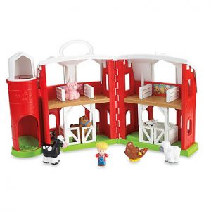 Fisher-Price® Little People® Animal Friends Farm