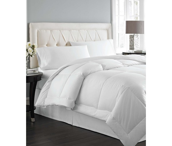 Charter Club Vail Collection Level 2 Light Warmth Down Comforters