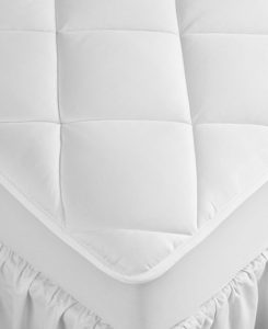 Hotel Collection 500 Thread Count Cotton Extra Deep Mattress Pads