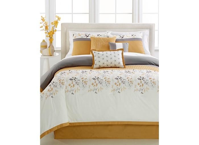 York 7-Pc. Comforter Sets