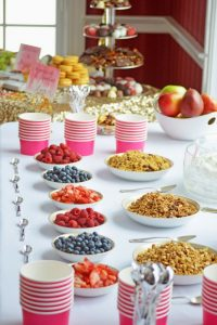 Greek Yogurt Bar