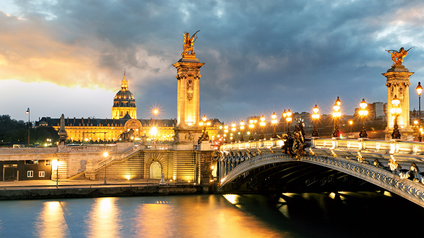 France Honeymoon
