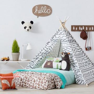 Pillowfort Bedding and Decor