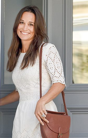 Pippa Middleton - Image by Peter Jordan for The Sun Newspaper