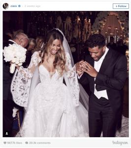 Cavalli Couture wedding dress