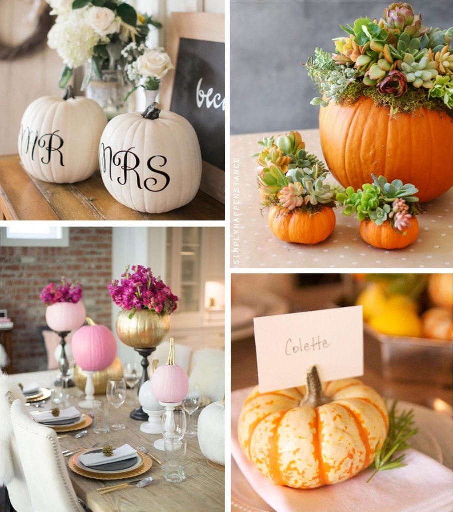 Top 10 Fall Bridal Shower Ideas | Use Pretty Pumpkins