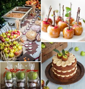 Top 10 Fall Bridal Shower Ideas | Don't Forget the Caramel Apples